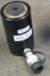 Light Aluminium Hydraulic Ram, 20t
