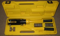 crimp tool kit case