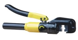 small hydraulic crimping tool