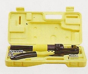crimping tool kit in case